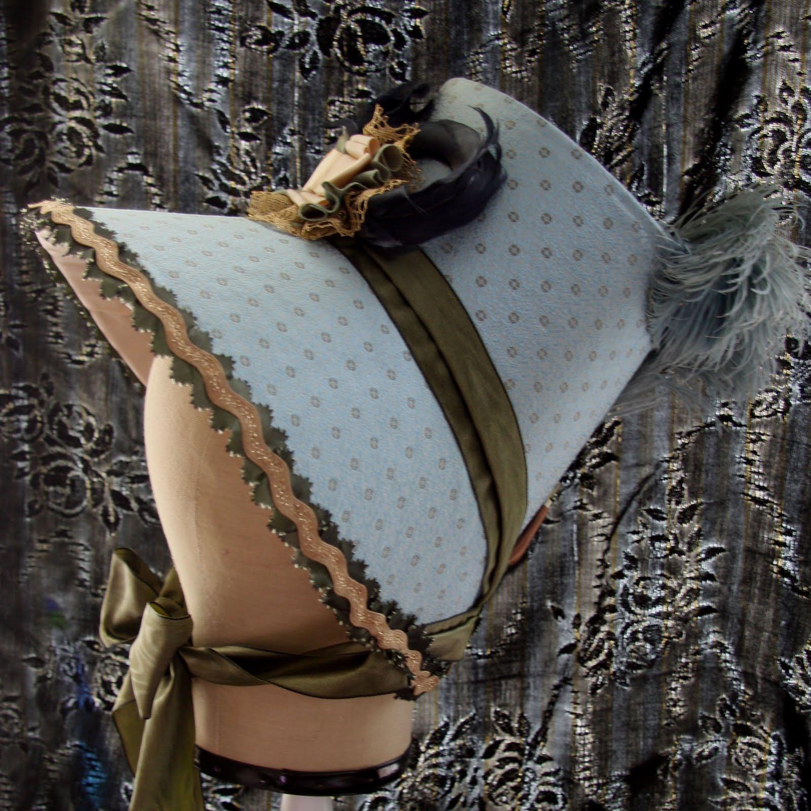 Regency: Duchess Trading: New Regency Bonnet