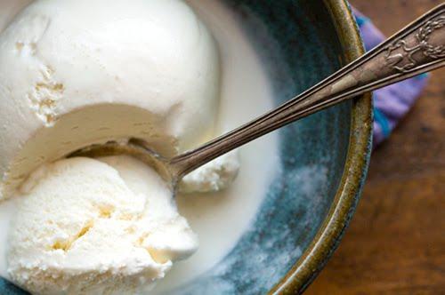 ... ice cream yogurt or crème spicy honey i took 1 cup of anise berry ice