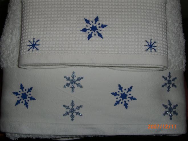 Estrelas de Neve