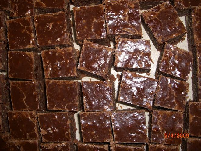 Torrões de Chocolate