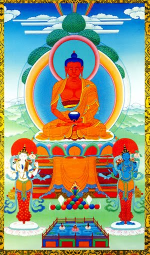 Buddha Amitabha