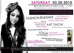 Actress and Model Emma Zerner to host Fashion Show