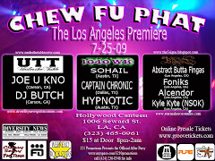 Chew Fu Phat Los Angeles Premier Party