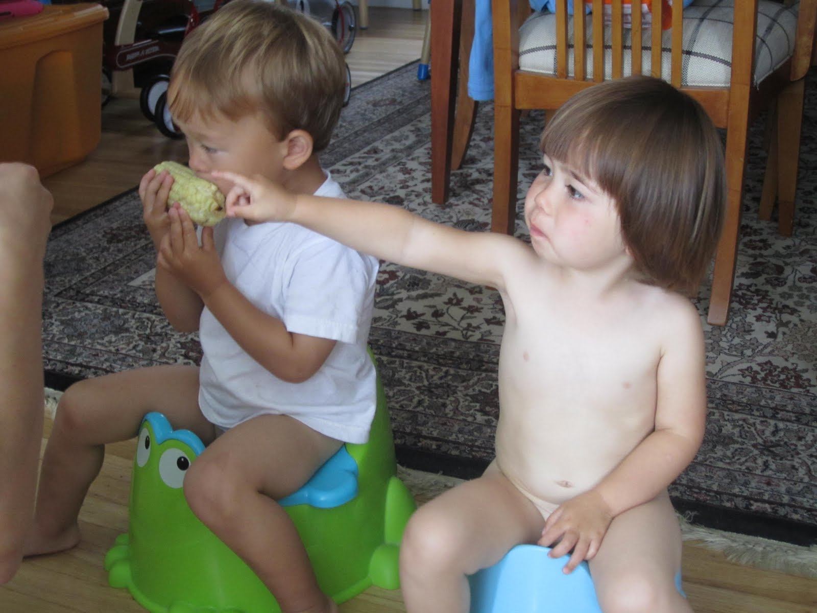 handicap little girl naked