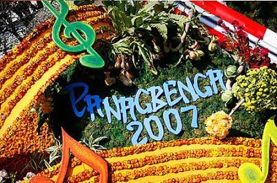 Pinagbenga Festival in Baguio City