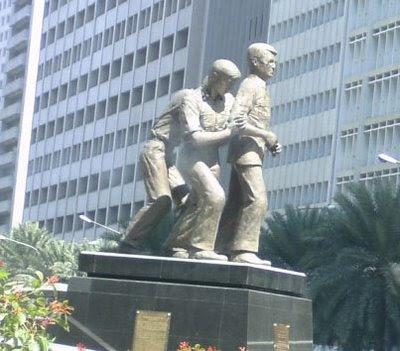Ninoy Aquino Edsa Makati