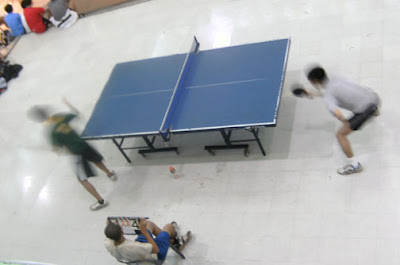 Visayas Tournament in Table Tennis