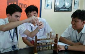 Philippine Science High School Student