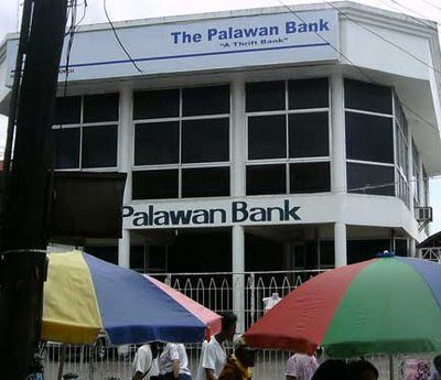 Palawan Bank - Banks in Minglanilla