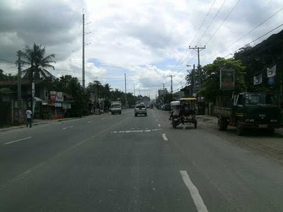 Naga Minglanilla Highway