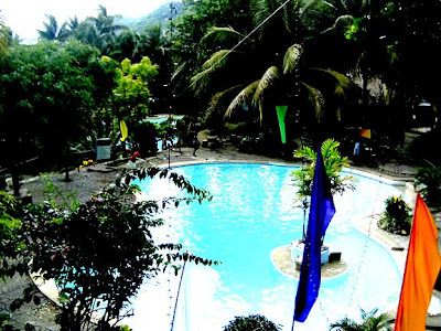 Swimming pool in Cebu