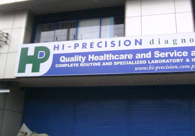 HT Precision Diagnostic Center in Talisay - Tabunok
