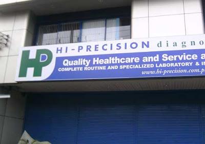 HT Precision Diagnostic Center in Talisay - Tabunok