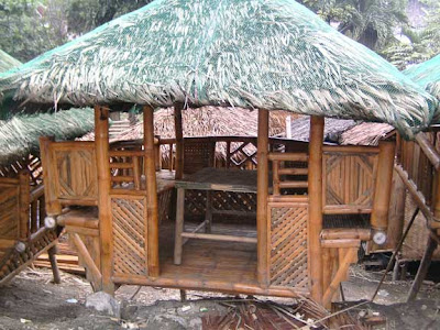 design. Aside from resort business , these cottage bahay kubo
