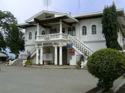 Naga Town in Cebu