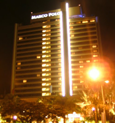 Marco Polo Hotel in Cebu
