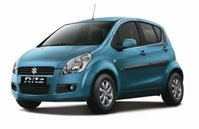 Maruti Ritz Genus Limited Edition India