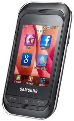 Samsung C3300K Champ India