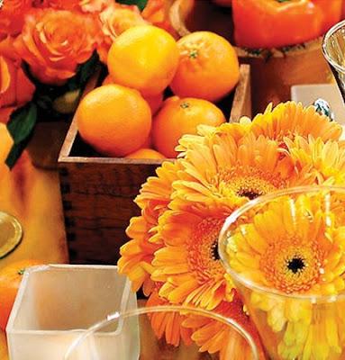 Centro tavola frutta di stagione cool chic style confidential - Centro tavola con frutta ...