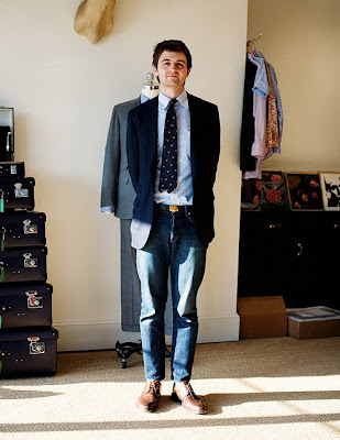 COOL CHIC STYLE to dress italian: Sid Mashburn , ATLANTA