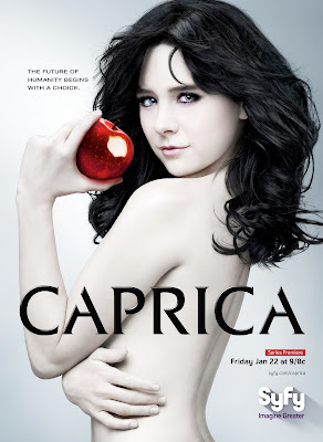 Caprica Television Poster