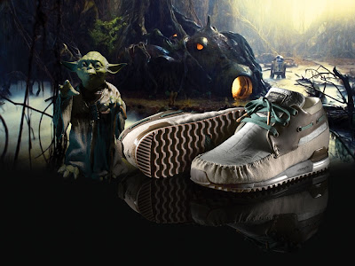 Star Wars x adidas Originals - Yoda Sneakers