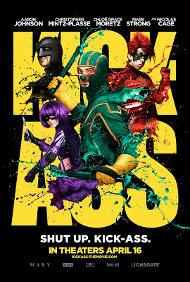 The Final Kick-Ass Theatrical One Sheet Movie Poster