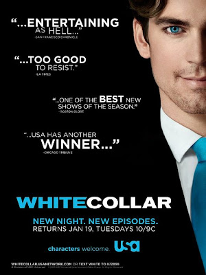 White Collar Season 1.5 Television Poster