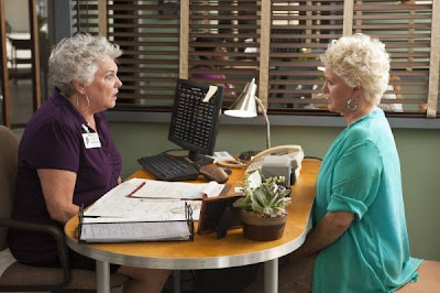 Burn Notice Season 3.5: A Dark Road - Former Cagney & Lacey Co-Stars Tyne Daly and Sharon Gless