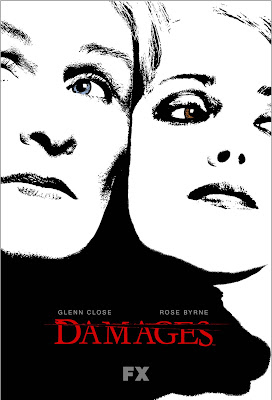 Damages Season 3 Television Poster