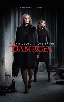 Damages Season 3 Canadian Television Poster