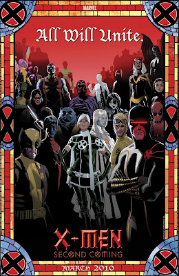 X-Men Second Coming Image #5 - All Will Unite In Second Coming