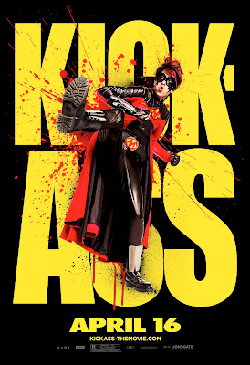 Kick-Ass Character One Sheet Movie Posters Set 3 - Christopher Mintz-Plasse as Red Mist