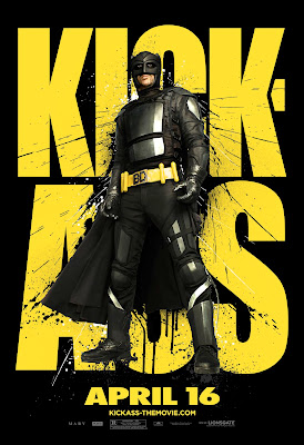 Kick-Ass Character One Sheet Movie Posters Set 3 - Nicolas Cage as Big Daddy