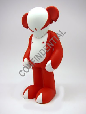 Mintyfresh x Outland Store Arkiv Instant Red Dutch Edition Vinyl Figure by Arkiv