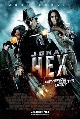 Jonah Hex Theatrical One Sheet Movie Poster