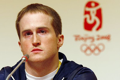 U.S. Olympic Gymnast Morgan Hamm Announcing His Withdrawal From The Beijing Olympic Games