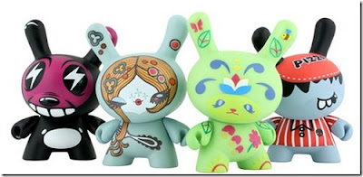 Kidrobot - Dunny Series 5 Figures