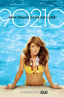 90210 Character Television Poster - Annie - New Drama. Same Zip Code.