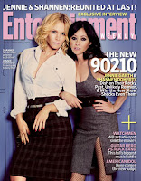 Entertainment Weekly #1009 Cover - The New 90210 featuring Jennie Garth and Shannen Doherty