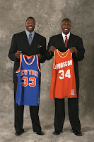 Patrick Ewing and Hakeem Olajuwon Were Among Seven Who Entered The Basketball Hall of Fame in 2008