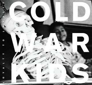 Cold War Kids - Loyalty to Loyalty Album Cover