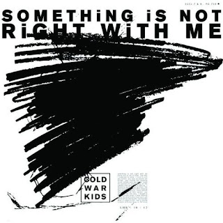 Cold War Kids - Something Is Not Right With Me Single Cover