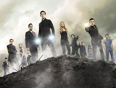 Heroes - Season 3 Cast Photo