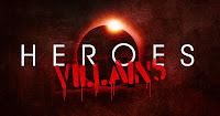 Heroes - Season 3 Villains Logo