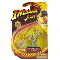 Indiana Jones Action Figure - Young Indy