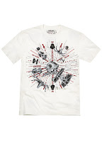 Marc Ecko Star Wars Collection - Starsplosion T-Shirt