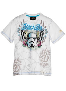 Marc Ecko Star Wars Collection - Stormtrooper Wings T-Shirt