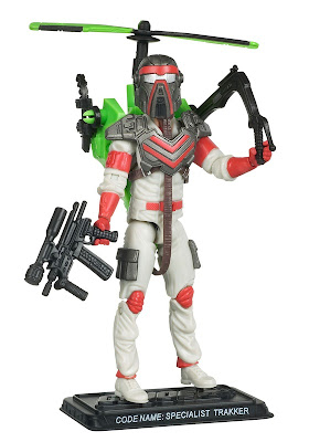 G.I. Joe - Specialist Matt Trakker (of M.A.S.K.)