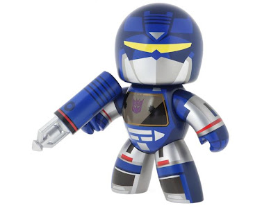 Transformers Mighty Muggs Wave 1 - Soundwave Mighty Mugg